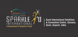Sparkle International 2013 - Gems & Jewellery Exhibition in Gujarat