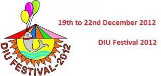 DIU Festival 2012 - DIU Tourism Festival 19th to 22nd December 2012