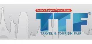 TTF Travel and Tourism Fair 2013 in Mumbai India