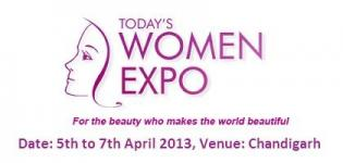 Today's Women Expo 2013 in Chandigarh India