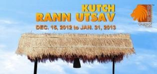 Kutch Rann Utsav 2012 - 2013 Festival Carnival in Gujarat India
