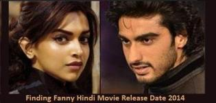 Finding Fanny Hindi Movie Release Date 2014 - Star Cast & Crew