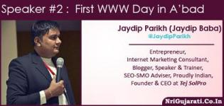 First WWW Day 2015 Celebration in Ahmedabad - International World Wide Web Day 2015