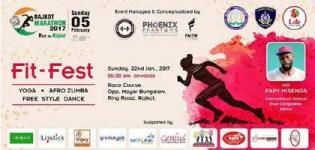 Fit Fest Event 2017 in Rajkot Gujarat at Race Course Ground - Date and Details
