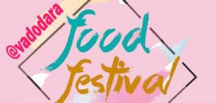 Food Festival 2017 in Vadodara Gujarat at Eva The Mall on 9 June
