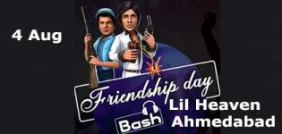 Friendship Day Bash 2019 in Ahmedabad at Lil Heaven The Party House Cafe