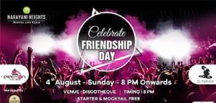 Friendship Day Dance Bash 2019 in Ahmedabad - Date & Venue Details