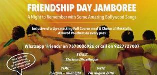 Friendship Day Jamboree in Ahmedabad at Narayani Heights Hotel & Club