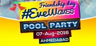 Friendship Day Pool Party 2016 in Ahmedabad at Splash Water Park on 7th August