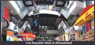 Fun Republic Mall Ahmadabad - Information - Address - Contact - Photos