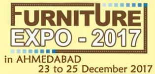 Furniture Expo 2017 in Ahmedabad at Gujarat University Convention & Exhibition Center