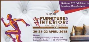 Furniture & Interior Expo 2018 in Surat International Exhibition & Convention Centre
