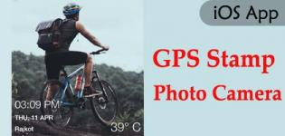 GPS Camera Photo with Location - Add Geotag to Photos on iPhone
