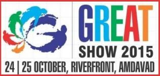 GREAT Show 2015 - Gujarat Real Estate Agent Trade Show in Ahmedabad on 24th & 25th October