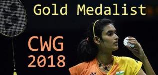 Gadde Ruthvika Shivani Wins Gold Medal in Commonwealth Games 2018 for Badminton
