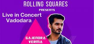 Gajendra Verma Live in Concert 2019 at Vadodara on 24 February