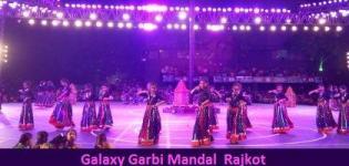 Galaxy Garbi Mandal Rajkot - TGES SNK Garba - GGM Rajkot Ni Garbi Navratri Raas