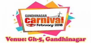 Gandhinagar Carnival 2018 at GH-5 on 10th February 2018