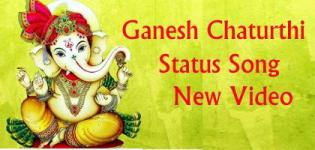 Ganesh Chaturthi Special Status Video - Download Ganesh Ji Status Song Clip