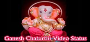 Ganesh Chaturthi Whatsapp Video Status Download - New Ganpati Bappa Status 2018