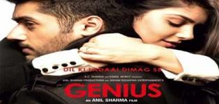 Genius Bollywood Movie 2018 - Release Date and Star Cast Crew Details