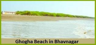 Ghogha Beach in Bhavnagar Gujarat