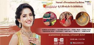 Glam Elegance Exhibition - Premium Fashion & Lifestyle Exhibition 2019 in Surat