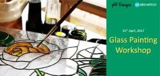 Glass Painting Workshop 2017 in Ahmedabad at PH Designs - Date and Details