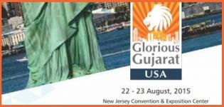 Glorious Gujarat Exhibition at New Jersey USA on 22 & 23 August 2015