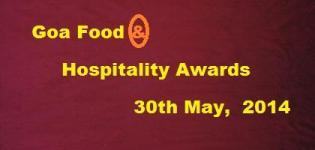 Goa Food & Hospitality Awards 2014