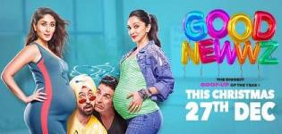 Good Newwz 2019 Movie - Release Date and Star Cast Crew Details