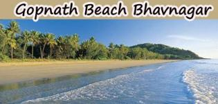Gopnath Beach in Bhavnagar - Summer Holiday Destination Place in Gujarat Photos