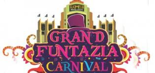 Grand Funtazia Summer Carnival 2016 at Ramoji Film City Hyderabad from 22 April to 5 June