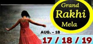 Grand Rakhi Mela - Wedding & Lifestyle Exhibition 2018 in Rajkot at Hotel Saffron Banquet Hall