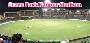 Green Park Kanpur Stadium VIVO IPL 2017 Match Schedule Details