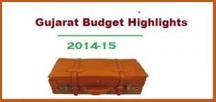 Gujarat Budget Highlights 2014-15 - Gujarat State Budget 2014 15 News Latest Updates in PDF