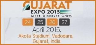 Gujarat Expo 2015 in Vadodara - International Machine Tools Exhibition on 24 to 27 April