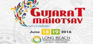 Gujarat Mahotsav 2016 in California at Long Beach Convention Center - Date Venue Details