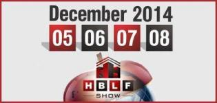 HBLF Show 2014 - Hardware and Furniture Exhibition in Ahmedabad Gujarat India