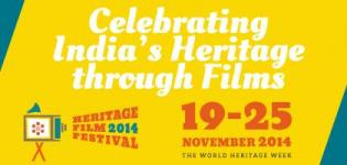 HFF 2014 - Heritage Film Festival in Ahmedabad on 19 to 25 November 2014