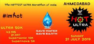HOT Ultra Ahmedabad Marathon 2019 - Route - Date & Venue Details