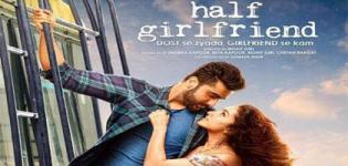 Half Girlfriend Hindi Movie 2017 - Release Date and Star Cast Crew Details