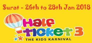 Half Ticket - Season 3 Fun Activities 2018 for Kids Event Date and Details