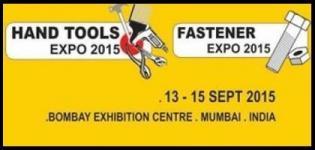 Hand Tools Expo & Fastener Expo 2015 Mumbai India