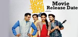 Happy Bhaag Jayegi Hindi Movie 2016 - Release Date and Star Cast Crew Details