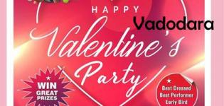 HemiK Valentine Eve 2019 Party in Vadodara at Presidency Club