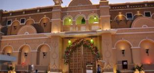 Heritage Khirasara Palace Rajkot Gujarat - History - Khirasara Palace Photos Images
