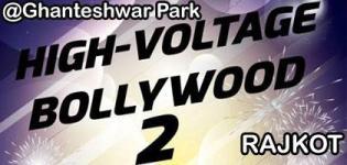 High Voltage Bollywood II 2016 at Ghanteshwar Park Rajkot on 31st December