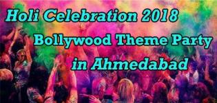 Holi Celebration Bollywood Theme Party 2018 Event - Date and Venue Details