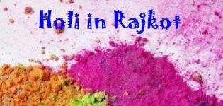 Holi in Rajkot - Holi Celebration Party Events in Rajkot